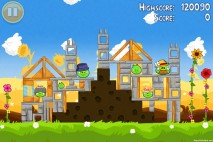 Angry Birds Seasons Summer Pignic Level 1-10 Walkthrough