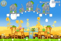 Angry Birds Seasons Summer Pignic Level 1-11 Walkthrough
