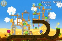 Angry Birds Seasons Summer Pignic Level 1-12 Walkthrough