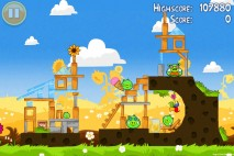 Angry Birds Seasons Summer Pignic Level 1-13 Walkthrough