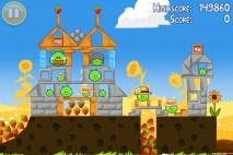 Angry Birds Seasons Summer Pignic Level 1-15 Walkthrough