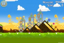 Angry Birds Seasons Summer Pignic Level 1-18 Walkthrough