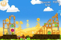 Angry Birds Seasons Summer Pignic Level 1-20 Walkthrough