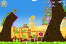 Angry Birds Seasons Summer Pignic Level 1-21 Walkthrough