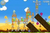 Angry Birds Seasons Summer Pignic Level 1-26 Walkthrough