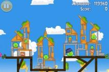Angry Birds Seasons Summer Pignic Level 1-28 Walkthrough
