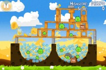 Angry Birds Seasons Summer Pignic Level 1-29 Walkthrough
