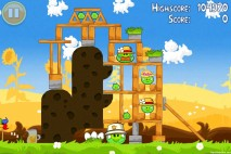 Angry Birds Seasons Summer Pignic Level 1-30 Walkthrough