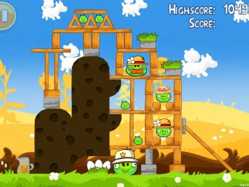 Angry Birds Seasons Summer Pignic Level 1-30