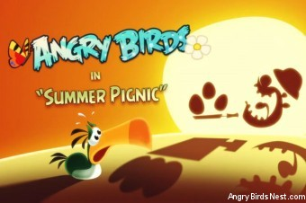 Angry Birds Seasons Summer Pignic Surprise Video