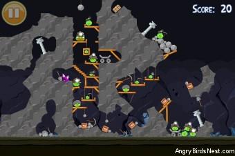 Angry Birds Golden Egg #26 Walkthrough