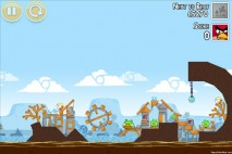 Angry Birds Google+ Teamwork Level G-3