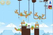 Angry Birds Google+ Teamwork Level G-4