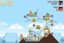 Angry Birds Google+ Teamwork Level G-5