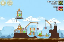 Angry Birds Google+ Teamwork Level G-6