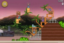 Angry Birds Rio Apple #7 Walkthrough Level 14 (9-14)