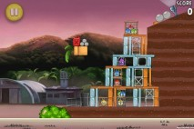 Angry Birds Rio Airfield Chase Walkthrough Level 2 (9-2)