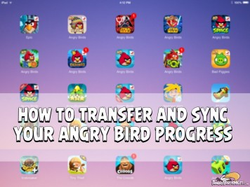 How to Transfer Angry Birds Progress iOS Featured Image