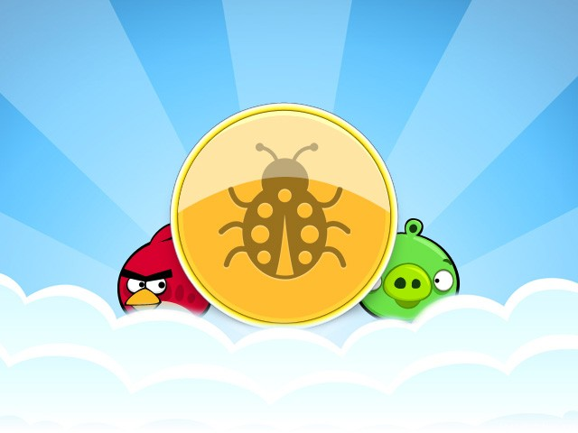 Angry Birds Bugs Glitches