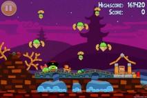 Angry Birds Seasons Mooncake Festival Golden Mooncake Level