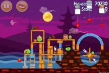 Angry Birds Seasons Mooncake Festival Level 1-1