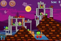 Angry Birds Seasons Mooncake Festival Level 1-10