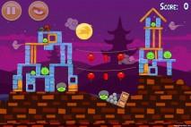 Angry Birds Seasons Mooncake Festival Level 1-11