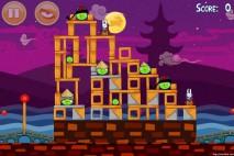 Angry Birds Seasons Mooncake Festival Level 1-12