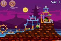 Angry Birds Seasons Mooncake Festival Level 1-14 Walkthrough