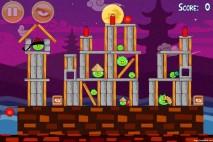 Angry Birds Seasons Mooncake Festival Level 1-15 Walkthrough