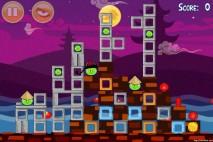 Angry Birds Seasons Mooncake Festival Level 1-2 Walkthrough