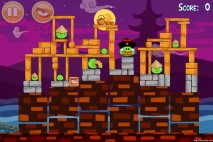 Angry Birds Seasons Mooncake Festival Level 1-3