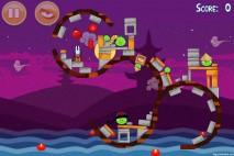 Angry Birds Seasons Mooncake Festival Level 1-4