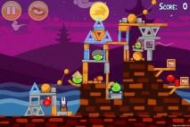 Angry Birds Seasons Mooncake Festival Level 1-5 Walkthrough