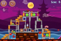 Angry Birds Seasons Mooncake Festival Level 1-6
