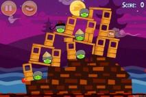 Angry Birds Seasons Mooncake Festival Level 1-7 Walkthrough