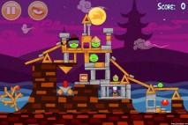 Angry Birds Seasons Mooncake Festival Level 1-8 Walkthrough