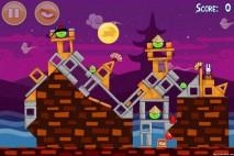 Angry Birds Seasons Mooncake Festival Level 1-9