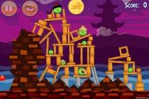 Angry Birds Seasons Mooncake Festival Level 2-1 Walkthrough