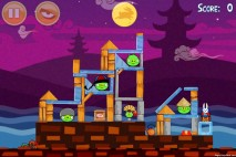 Angry Birds Seasons Mooncake Festival Level 2-12