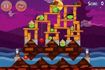 Angry Birds Seasons Mooncake Festival Level 2-13 Walkthrough