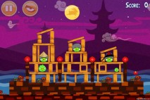 Angry Birds Seasons Mooncake Festival Level 2-15 Walkthrough