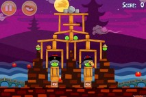 Angry Birds Seasons Mooncake Festival Level 3-2 Walkthrough