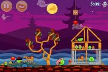 Angry Birds Seasons Mooncake Festival Level 2-2 Walkthrough