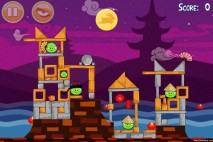 Angry Birds Seasons Mooncake Festival Level 2-3 Walkthrough