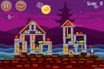 Angry Birds Seasons Mooncake Festival Level 2-6 Walkthrough