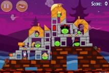 Angry Birds Seasons Mooncake Festival Level 2-9 Walkthrough