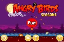 Angry Birds Seasons Mooncake Festival Main Screen