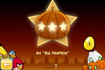 Angry Birds Seasons Trick or Treat Golden Eggs Walkthroughs