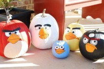 Painted Pumpkins v2